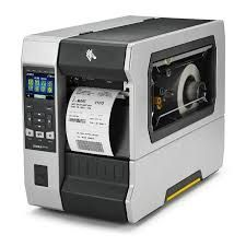 110Xi4 112-80E-00003 ZEBRA INDUSTRIAL BARCODE LABEL PRINTER USB/Serial/Ethernet