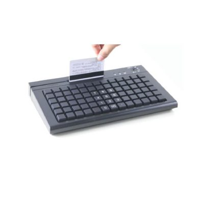78 Keys EPOS Programmable Keyboard With MSR