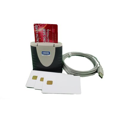 HID 3121 Omnikey USB Smart Card Reader