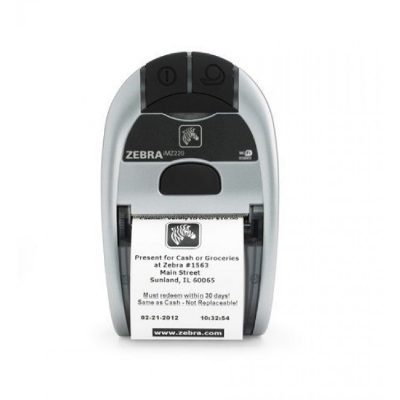IMZ 220 Zebra Portable Printer Bluetooth Interface M2I-0Ub0E020-00