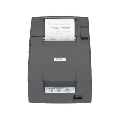 TMU220B Ethernet EPSON Dot Matrix Receipt Printer