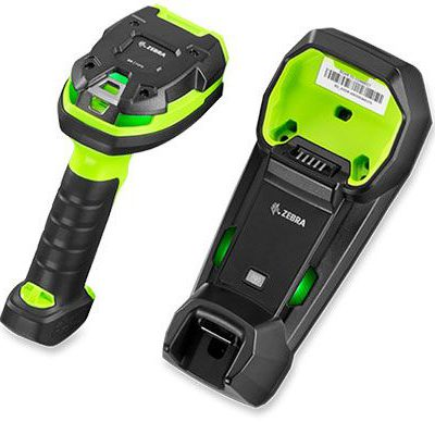 DS3678 SR3U4210SFW Zebra 2D Rugged Wireless Barcode Scanner