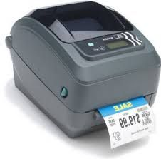 GX420T Ethernet Gx42-102420-000 203 Dpi Zebra Barcode Printer