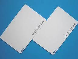 HID 1386 Proximity Access Card