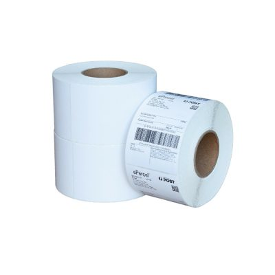 102 X 51mm Zebra Label 4 Roll Box 2740 Labels per Roll (ZEB-880026-050)