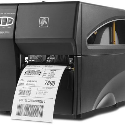 ZT220 USB Zebra Mid Range Barcode Printer ZT22042-T0E000FZ  Be the first to review this product